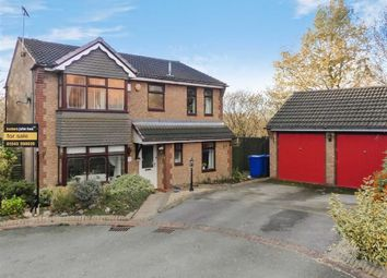 Thumbnail 4 bed detached house for sale in Blithfield Place, Cannock, Staffordshire