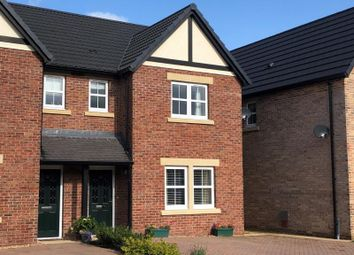 Thumbnail 3 bedroom semi-detached house to rent in Hadrian Way, Houghton, Carlisle