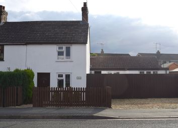 Thumbnail 3 bed cottage for sale in Lincoln Road, Werrington, Peterborough