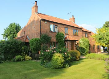 Thumbnail 6 bed detached house for sale in Long Street, Foston, Grantham