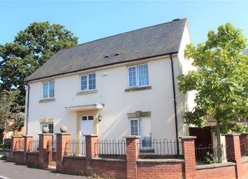 Willand Moor Road, Willand, Cullompton EX15. 4 bed detached house