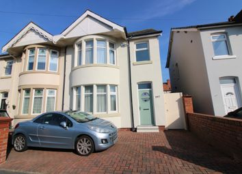 Thumbnail 3 bed semi-detached house for sale in Warbreck Drive, Bispham