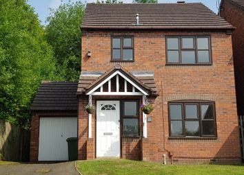 Thumbnail 3 bed detached house for sale in Reynolds Drive, Telford