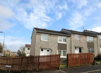 Thumbnail 3 bedroom end terrace house for sale in Walker Drive, Elderslie, Johnstone, Renfrewshire