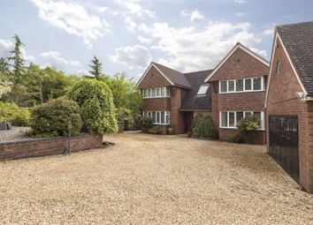 Thumbnail 4 bed detached house for sale in Kineton Road, Gaydon, Warwickshire