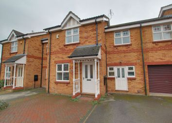 Thumbnail 3 bed terraced house to rent in Ropery Close, Beverley