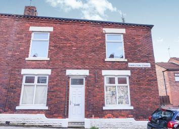 Thumbnail 3 bed end terrace house for sale in Hamilton Street, Stalybridge