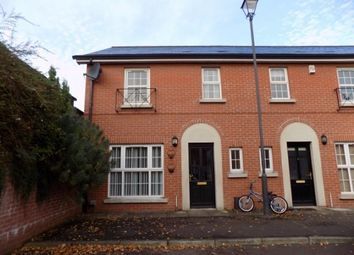 Thumbnail 3 bed town house for sale in 7 Milfort Mews, Dunmurry, Belfast