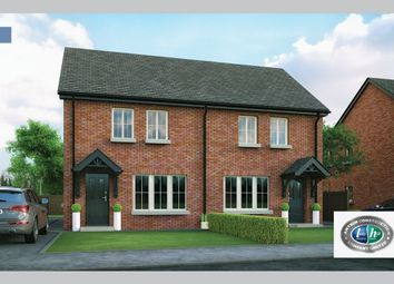 Thumbnail 3 bed semi-detached house for sale in Porter Green, Ballyhampton Road, Larne