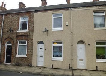 Thumbnail 2 bed terraced house for sale in Bismarck Street, York