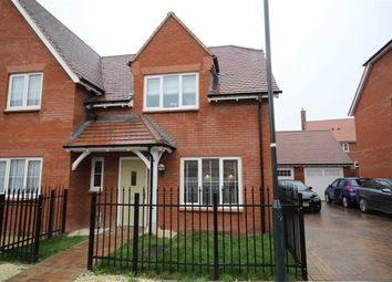 Thumbnail 3 bed semi-detached house for sale in Rossetti Lane, Tadpole Garden Village, Swindon