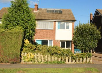 Thumbnail 3 bed semi-detached house for sale in Thornby Avenue, Kenilworth