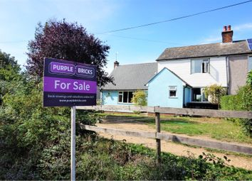 Thumbnail 3 bed semi-detached house for sale in Hillcrest Cottages, Colchester