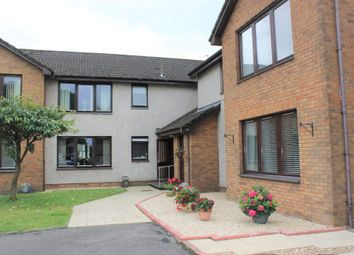 Thumbnail 2 bed flat for sale in Blenheim Court, Kilsyth
