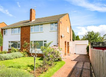 Thumbnail 3 bed semi-detached house for sale in Hammond Gardens, Bristol