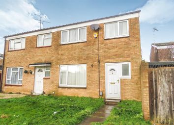 Thumbnail 3 bedroom semi-detached house for sale in Stratton Way, Biggleswade
