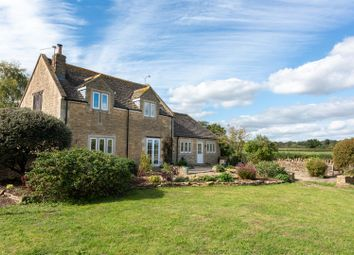 Thumbnail 4 bed detached house for sale in Bath Road, Atworth, Wiltshire.