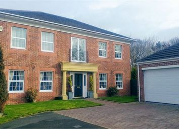Thumbnail 5 bed detached house for sale in Duxbury Park, Fatfield, Washington, Tyne & Wear.