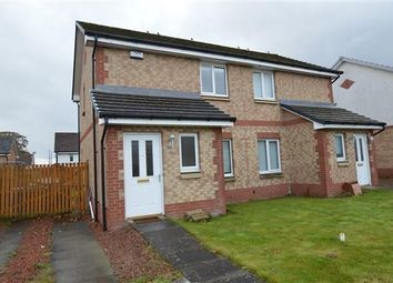 Thumbnail 2 bed semi-detached house for sale in Porchester Street, Garthamlock, Glasgow