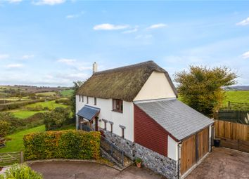 Budbrooke, Crockernwell, Exeter EX6. 3 bed detached house for sale