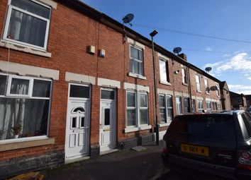 Thumbnail 2 bed terraced house to rent in Dover Street, New Normanton, Derby