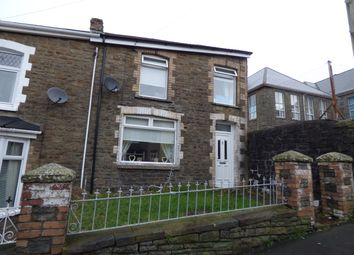 Thumbnail 4 bed end terrace house for sale in Ivor Street, Pontycymmer