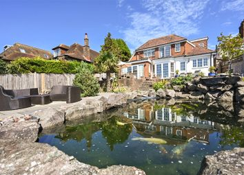 Thumbnail 4 bedroom detached house for sale in Tongdean Avenue, Hove, East Sussex