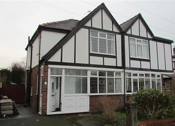 Thumbnail 3 bedroom property to rent in Howick Park Close, Penwortham, Preston