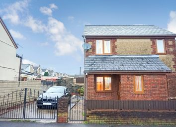 Thumbnail 3 bed detached house for sale in Upper Capel Street, Bargoed