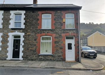 Thumbnail 4 bed end terrace house for sale in Church Terrace, Ynyshir