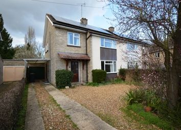 Thumbnail 3 bedroom property to rent in Goding Way, Milton, Cambridge