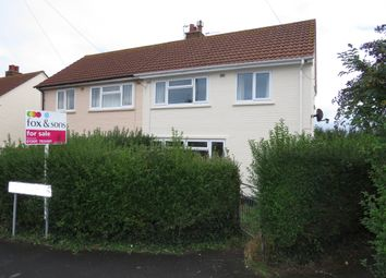 Thumbnail 3 bed semi-detached house for sale in Lichfield Road, Weymouth