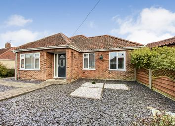 Thumbnail 3 bed detached bungalow for sale in Coppice Avenue, Norwich