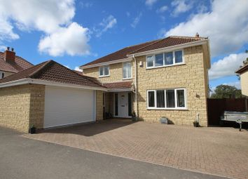 Thumbnail 4 bed detached house for sale in Oxenpill, Meare, Glastonbury