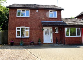 Thumbnail 4 bed link-detached house for sale in Uplands, Werrington, Peterborough