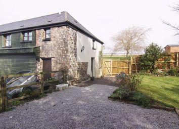 Thumbnail 1 bed flat to rent in Wellsprings Lane, Sampford Courtenay, Okehampton