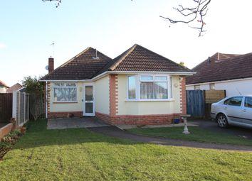 Thumbnail Detached bungalow for sale in Furze Croft, New Milton
