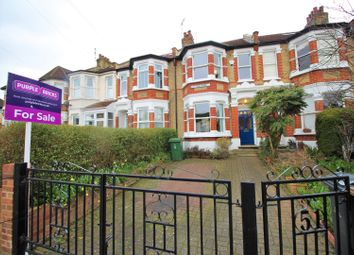 Thumbnail 3 bed terraced house for sale in Lytton Road, London