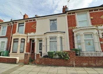 Thumbnail 3 bed terraced house for sale in Ringwood Road, Southsea