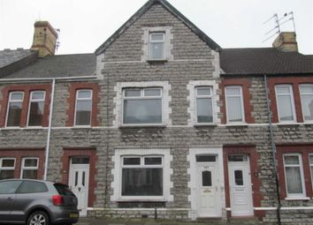 Thumbnail 4 bed terraced house to rent in Woodlands Road, Barry, Vale Of Glamorgan