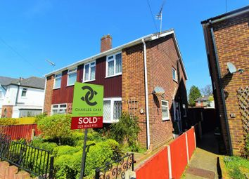 Thumbnail 3 bed semi-detached house for sale in Thornleigh Road, Southampton