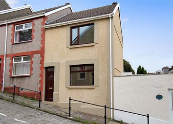 Thumbnail 2 bedroom terraced house for sale in Constitution Hill, Swansea