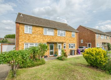 Thumbnail 3 bed semi-detached house for sale in Old Hale Way, Hitchin, Hertfordshire