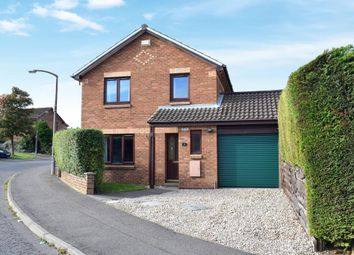 Thumbnail 3 bed detached house for sale in 10 Corbieshot, Duddingston