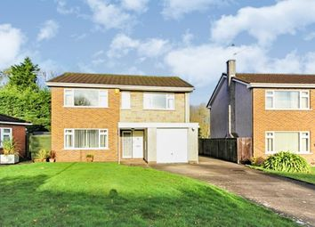 Thumbnail 4 bedroom detached house for sale in Melville Avenue, Old St Mellons, Cardiff