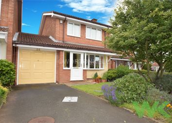 Thumbnail 3 bed detached house for sale in Whitworth Drive, West Bromwich, West Midlands