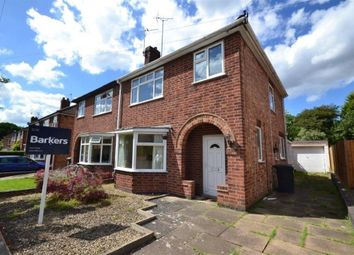 Thumbnail 3 bedroom semi-detached house to rent in Stockwell Road, Knighton, Leicester