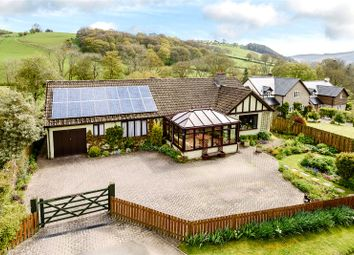 Thumbnail 3 bedroom bungalow for sale in Bleddfa, Knighton, Powys