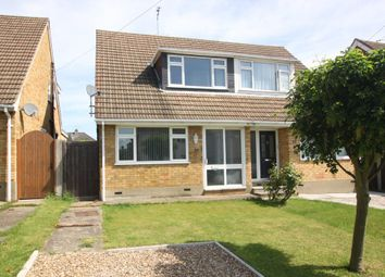 Thumbnail 3 bed semi-detached house for sale in Uplands Road, Hockley