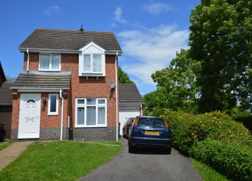 Thumbnail 3 bed detached house for sale in Foxhill, Olney